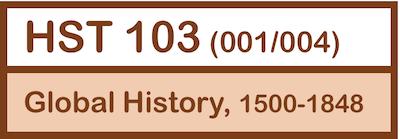 HST 103 001004 Fa18