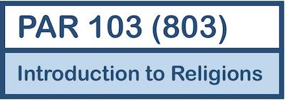 PAR 103 803 Fa18